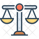 Scales Balance Justice Icon