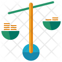 Scales Balance Icon