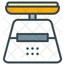 Scales Weight Food Icon