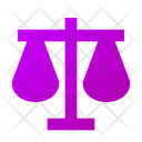 Scales Balance Law Icon