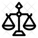Scales Of Justice Alt Scale Justice Icon