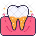 Scaling Clean Tooth Icon