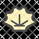 Scallpos Shell Ocean Icon