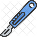 Scalpel Knife Health Care Icon