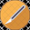 Scalpel Surgery Knife Icon