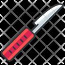 Scalpel Knife Surgery Icon