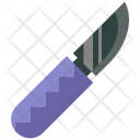 Scalpel Tool Cutter Icon