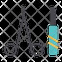 Scalpel Clinic Doctor Icon