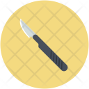 Scalpel Tool Dentist Icon