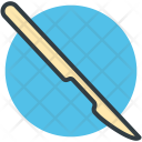 Scalpel Knife Surgical Icon