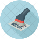 Scan Universal Product Icon