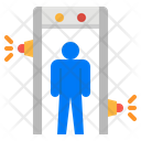 Scan Guard Police Icon