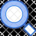 Scan Glass Search Lense Icon