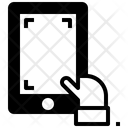 Scan Consider Constructive Icon