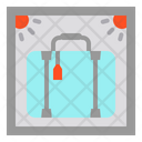 Scan Bag Luggage Icon