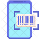 Scan Barcode Icon