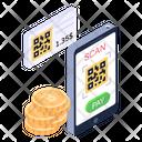 Scan Barcode Qr Scanning Code Scanning Icon