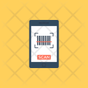 Scan Barcode Android Icon