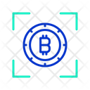 Scan Bitcoin Icon