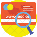 Scan Credit-card Icon