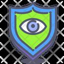 Scan Eye Eye Lock Protection Icon