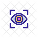 Scan Eye Icon