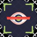 Scan Eye Icon