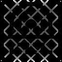 Scan Fingerprint Icon