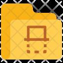 Scan Folder Icon