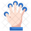 Scan Hands Hand Scan Icon