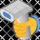 Scan Machine Icon