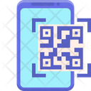 Mscan Qr Code Icon