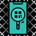 Qr Scan Commerce Icon