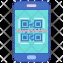 Scan Qr Code Qr Code Scanning Icon