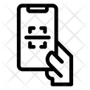 Scan Qr Code Scan Barcode Qr Code Icon