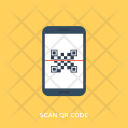 Scan QR Code Icon