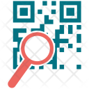Qr Barcode Product Icon