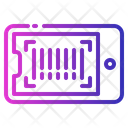 Bar Barcode Code Icon