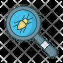 Scan Virus Icon