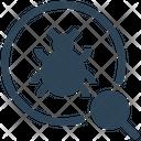Seo Antivirus Bug Icon