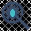 Scan Virus Scan Bug Scan Icon