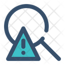 Scan Warning Scan Warning Icon