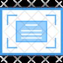 Scan Website Website Analytics Web Scanning Icon