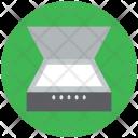 Scanner Image Digital Icon