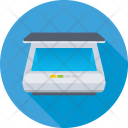 Scanner Image Electronics Icon