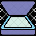 Scanner Equipment Scan Icon