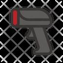 Black Friday Commerce Barcode Icon