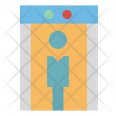 Scanner Airport Xray Icon