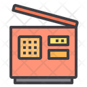 Scanner Device Hardware Icon
