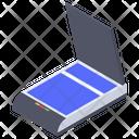 Scanner Office Equipment Document Scanner Icon